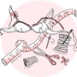 La collab Pink Bra Bazaar & Frou-Frou