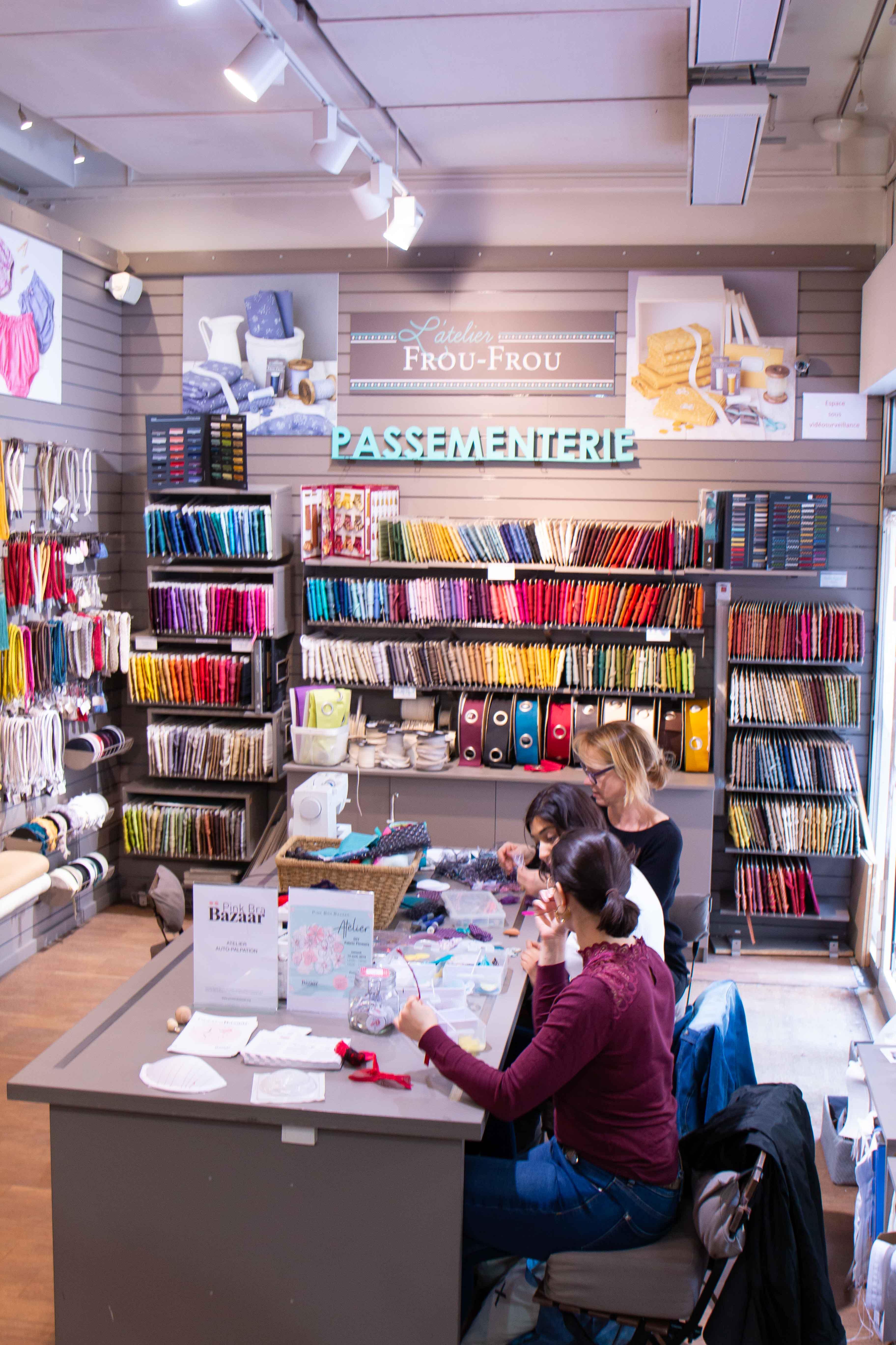 Atelier Pink Bra Bazaar-1