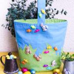 Idée créative : panier de Pâques