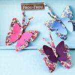 Idée créative : papillons mignons