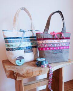 Idée créative : transformer un coussin ou un sac (bonus : le Kit coussin à découvrir)